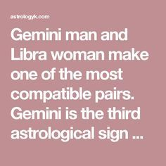 Who is most compatible with libra woman