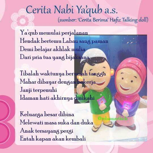 Cerita Nabi Yaqub