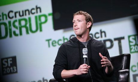 Facebook CEO joins Yahoo's Marissa Mayer in saying the US did 'bad job' of balancing people's privacy and duty to protect. ******Mayer said executives faced jail if they revealed government secrets.******
