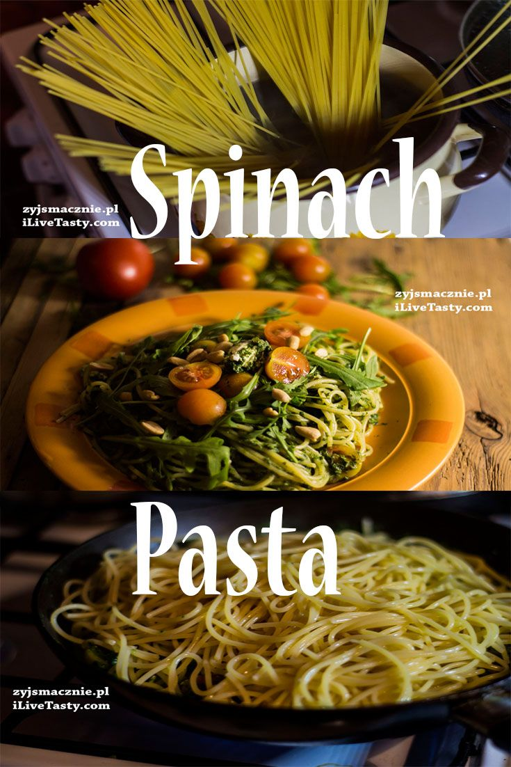 Great fast dinner with pasta!