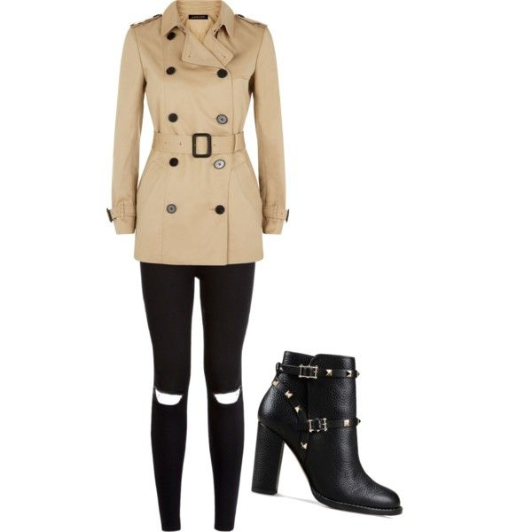 Untitled #82 by feffymoya-1 on Polyvore featuring polyvore fashion style Jaeger Valentino