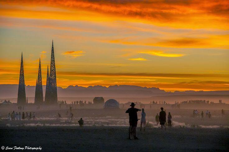 Sean Furlong Photography: AfrikaBurm - Trickster - 2014