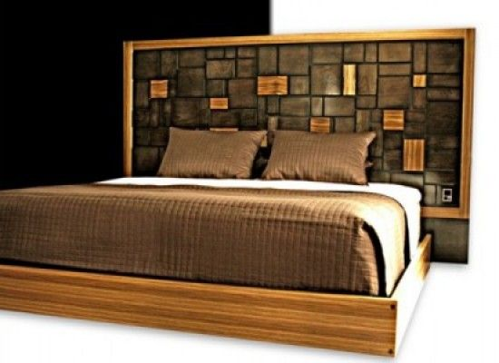 Headboard designs headboards and headboard ideas on pinterest for Bedroom ideas headboard