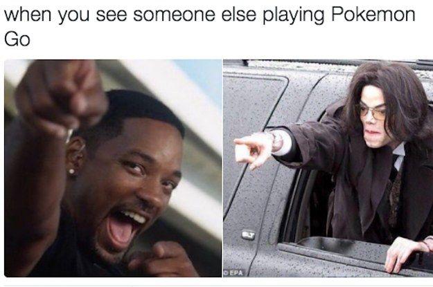 21 Pokémon Go memes! Hahaha these are great