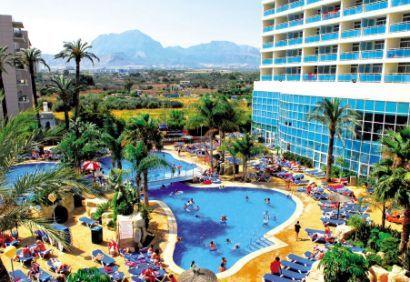 Hotel Flamingo Oasis, Spain is Hotel Flamingo Oasis, Spain Costa Blanca, Spain 4 Sun Thomson-run kids' club Apr-Oct Close to the beach Refurbished rooms