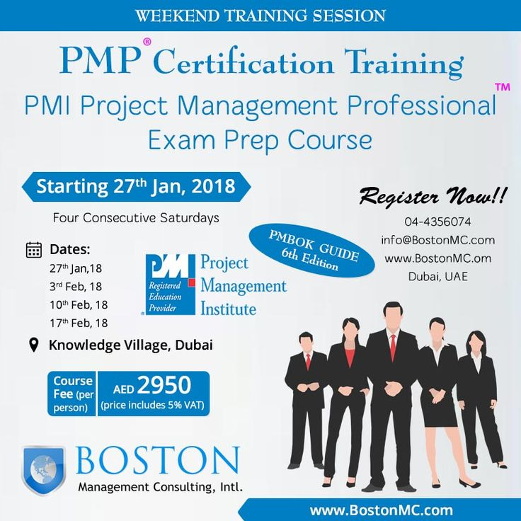 how to prepare for pmp certification course