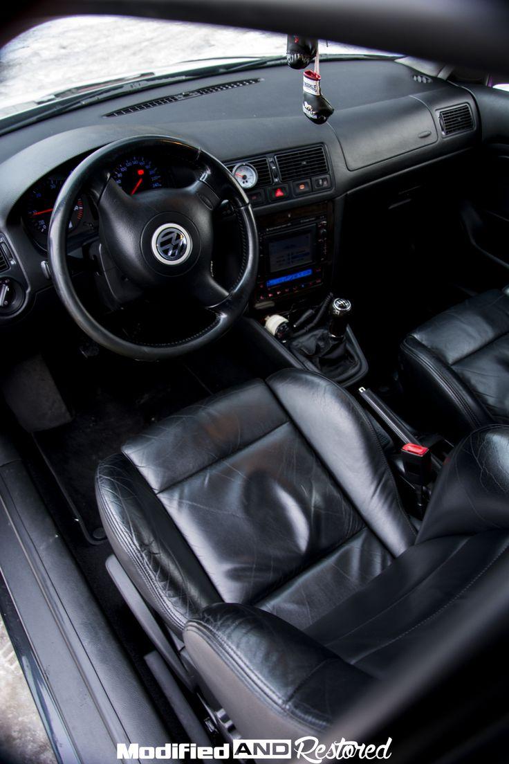 Volkswagen Golf 4 seat