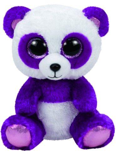 Beanie Boos - Boom Boom Purple Panda | Things Lily-Anne