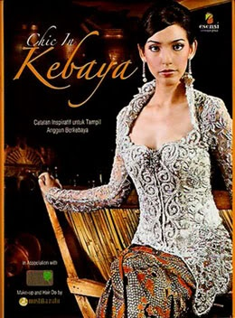 Kebaya indonesia/ Indonesian traditional dress.