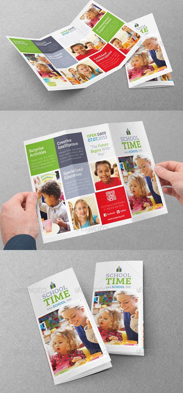 57 best BROCHURE-AD DESIGNS images on Pinterest - tri fold brochure
