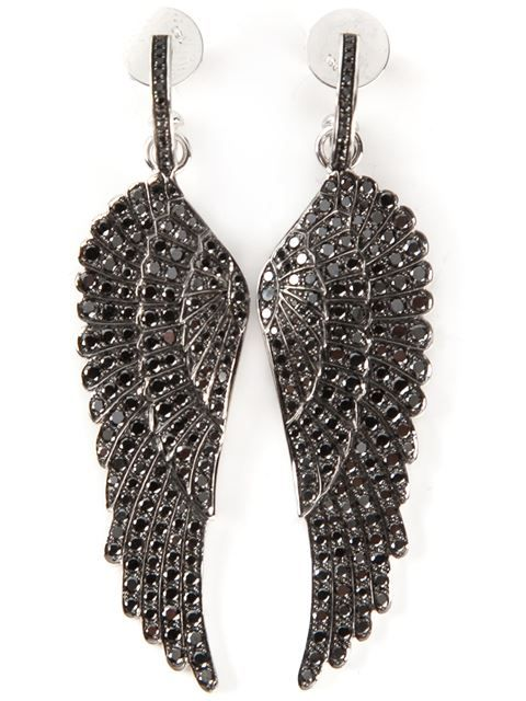 Shop Garrard wing earrings in Jewellery Atelier from the world's best independent boutiques at farfetch.com. Over 1000 designers from 60 boutiques in one website.