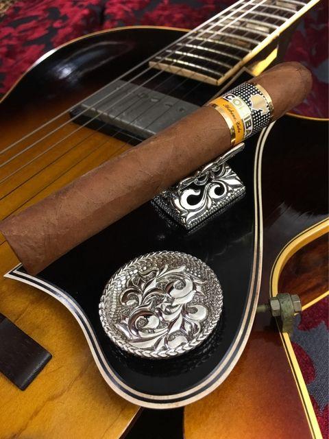 Jazz and Cigar ♪(´ε` )