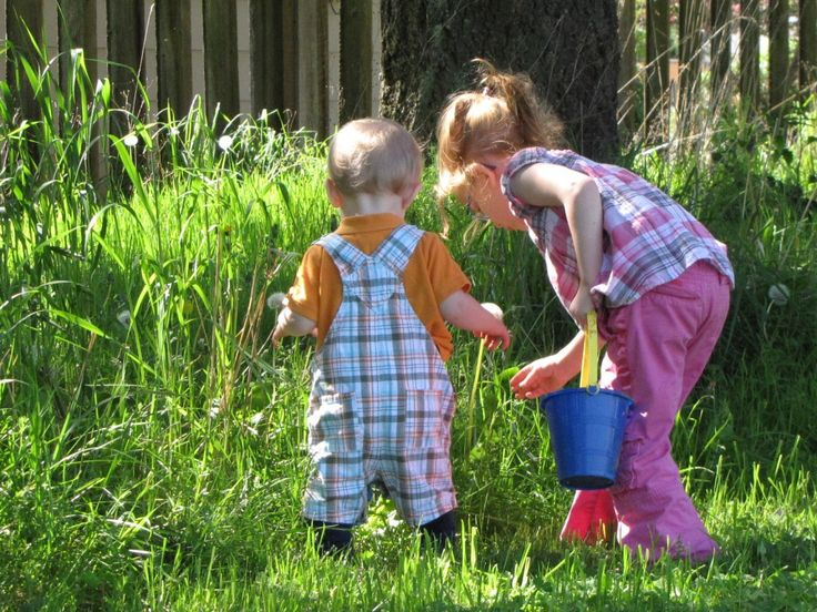 7 Creative Outdoors Activities For Preschoolers | Kindred Spirit Mommy