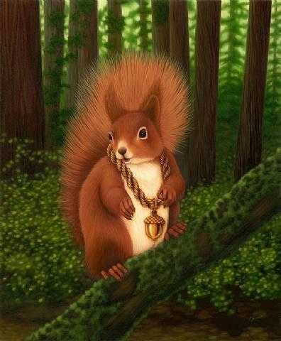 isabel samaras - Google SearchCreatures Painting, Amazing Art, Foxes Squirrels, Art Ark, Isabel Samara, Art Tags, Hifructo Magazines, Art Bliss, Animal