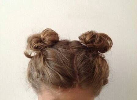 keepful two pigtail buns