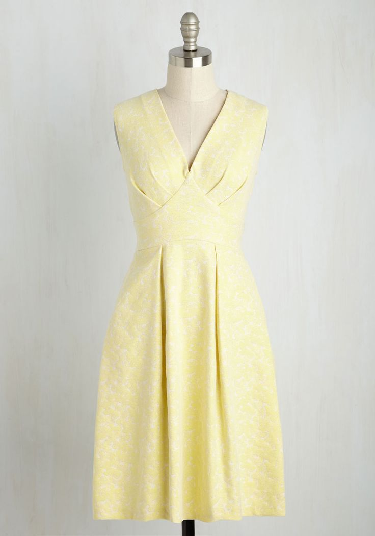 yellow dress nordstrom notes
