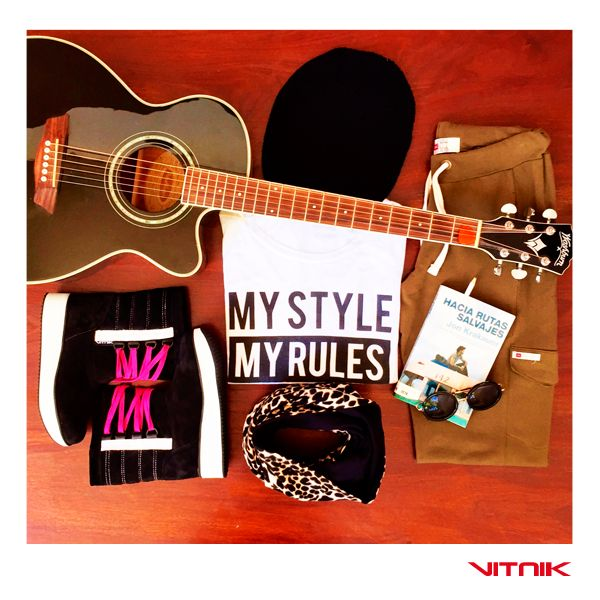 My style, My rules #Aventurama #Vitnik