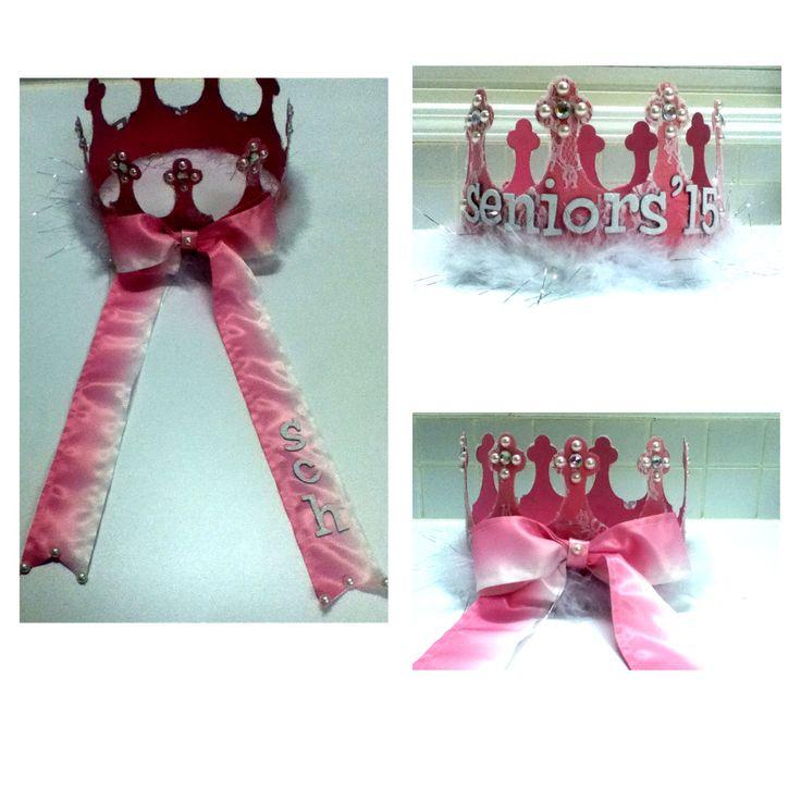 Senior crown