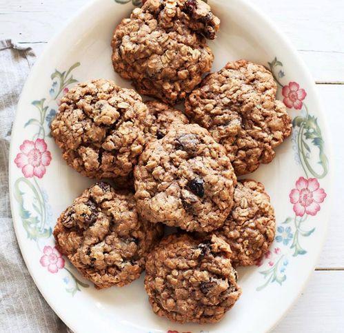 La recette du cookie raisin et avoine de la pâtisserie américaine Stoney Clove Bakery à Paris | Vogue