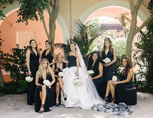 1017 best Black White Wedding Wedding Inspiration images on