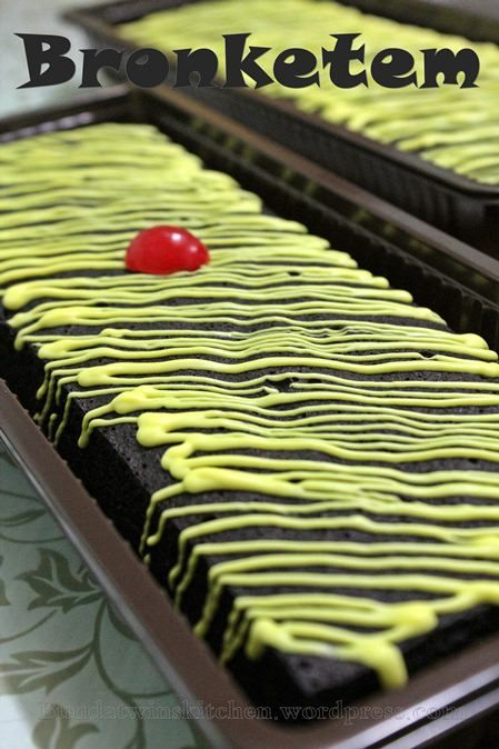 Brownies Ketan Hitam (BrownKeTem)