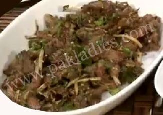 Mutton Chops with Green Masala Recipe in Urdu and English...