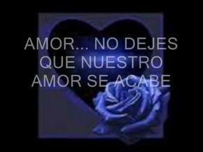 ME HACES FALTA ♥ Vídeo de AMOR para alguien Especial - YouTube