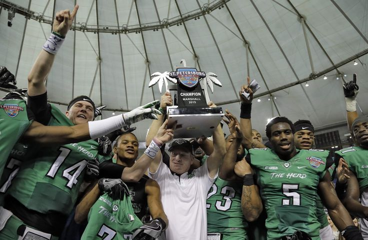 Marshall football reflects on the ups and downs of 20 years in FBS