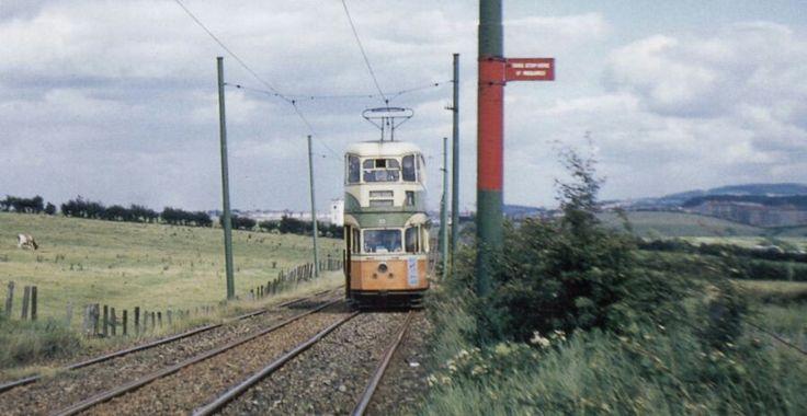 Tram to Barrhead (1956)