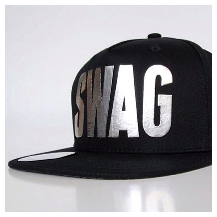 Swag platinum kids snapback by Kit and Krew