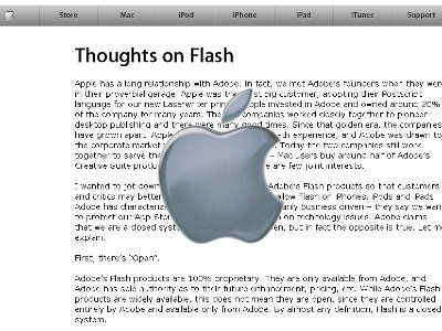 The flaws in Steve Jobs' anti-Flash attack | Adam Banks dissects Jobs' infamous open letter Buying advice from the leading technology site