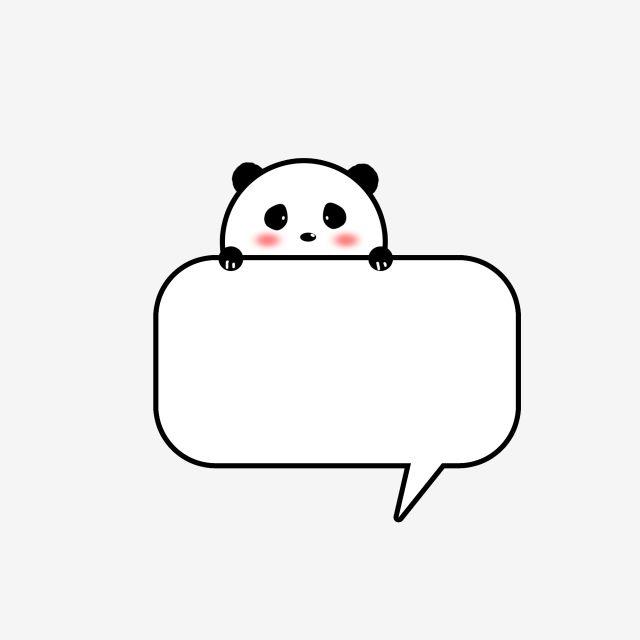 Pin Oleh Erika Noceda Di Panda Birthday Party Boneka Hewan Desain Banner Kreatif
