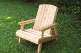 Planosde silla de jardin
