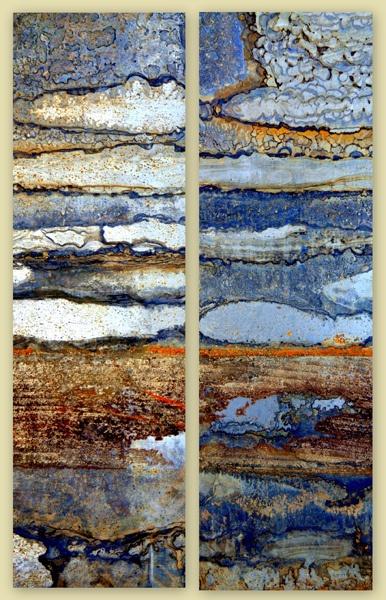 Elemental Layers by LuAnn Ostergaard
