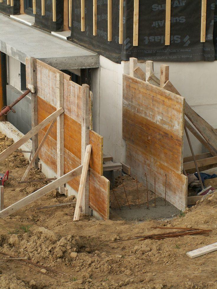 M s de 25 ideas incre bles sobre coffrage beton en pinterest coffrage escal - Coffrage escalier beton ...