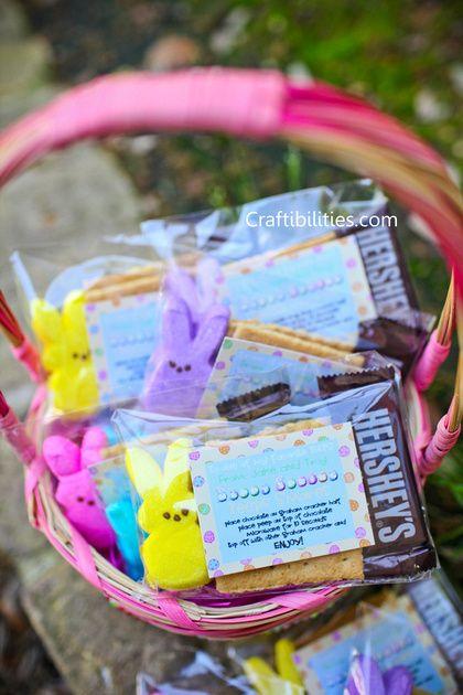 Easter Spring Class Treat Teacher Gift Fun For The Kids