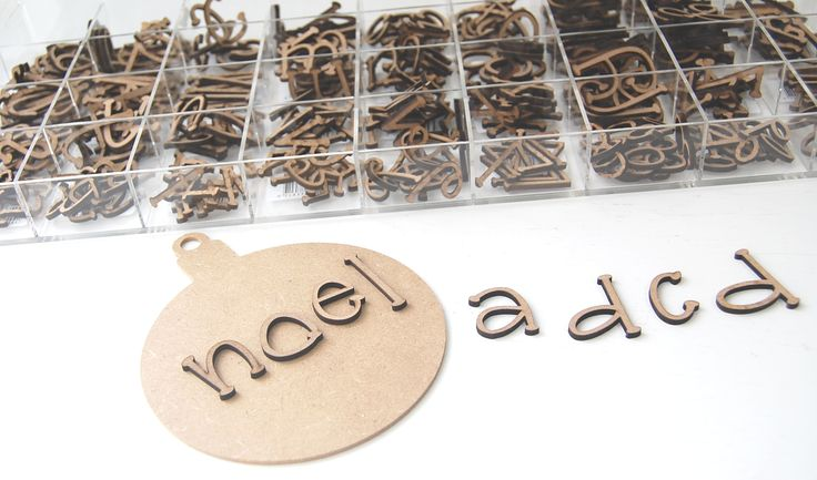 Country Love Crafts - COMING SOON Small Wooden Craft Letters