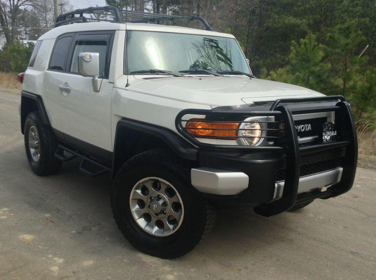Used 2012 Toyota FJ Cruiser For Sale | Durham NC