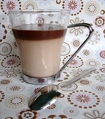 Csokoládés panna cotta