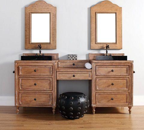 Makeup Bathroom Vanity 26 best bathroom makeup vanities images on pinterest   bathroom