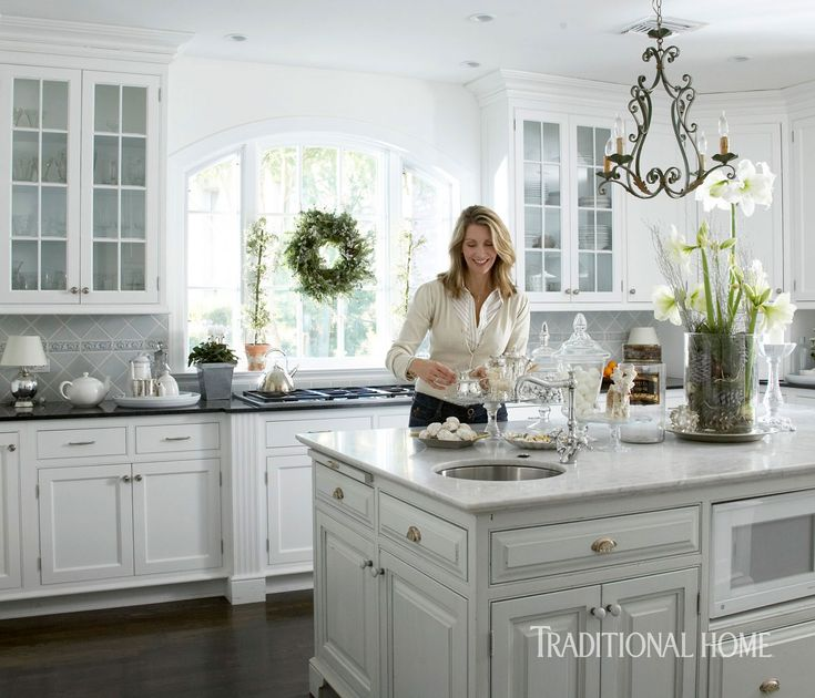 334 best Traditional Kitchens images on Pinterest Kitchen