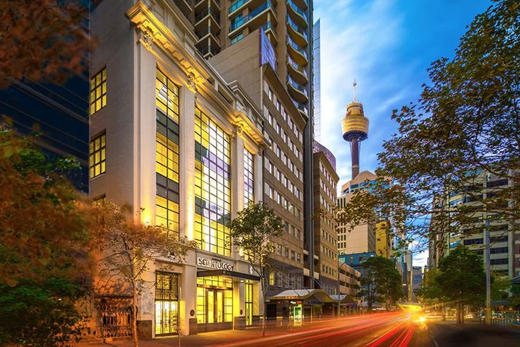 Take a video tour of the Church of Scientology Sydney. The Ideal Org serves New South Wales from its restored heritage building downtown on Castlereagh Street. http://qoo.ly/gkz3s