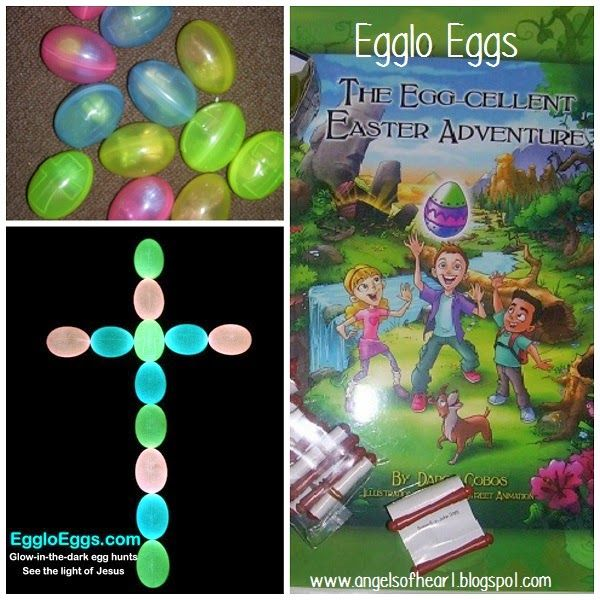 Angels Of Heart: Egglo Entertainment Products - Review