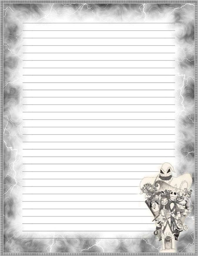 Best Stationary Images On   Writing Paper Moldings