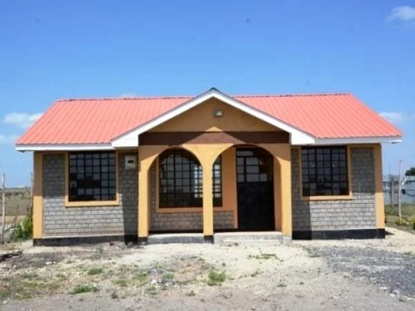 Living Room Interior Designs In Kenya Inspirational Simple Two Bedroom House Plans In Kenya A Tuko Di 2020 Interior House Kenya