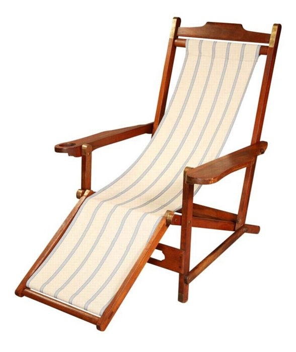 Specialist antique dealers in British campaign furniture, military chests,  related art & items for ease of travel. - 10 Best Deck Chairs...lawn Chairs Antique Images On Pinterest Lawn