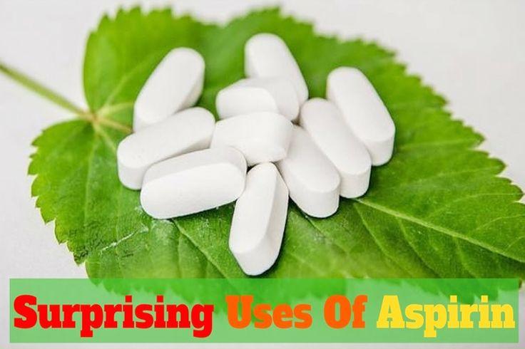 Top 15 Surprising Uses Of Aspirin   Healthspectra.com