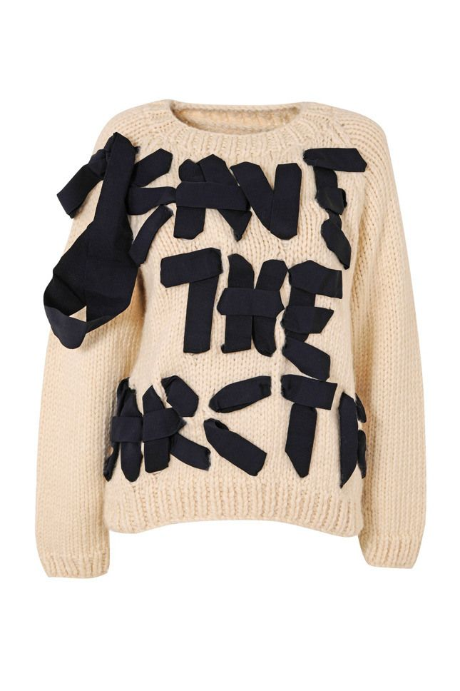 Vivienne-Westwood -'Save the Arctic' (See also: https://www.pinterest.com/pin/533958099546674512/