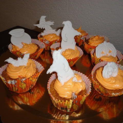Muffins di Halloween TM31 - http://www.food4geek.it/le-ricette/dolci/muffins-di-halloween-tm31/