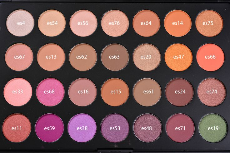 Jaclyn Hill x Morphe - Jaclyn Hill Favorites individual pans